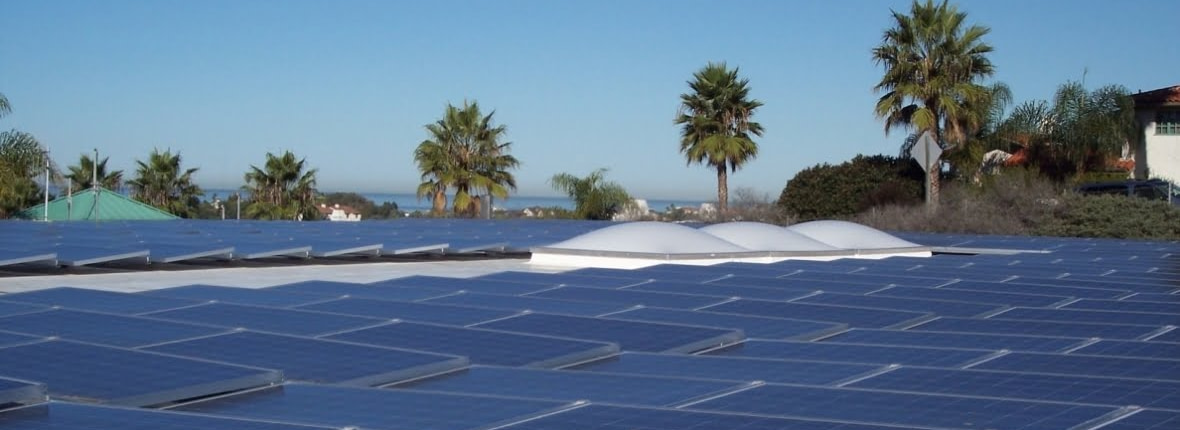 Encinitas civic center solar